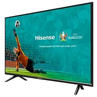 "Телевизор Hisense LED TV H32B5100, 32"", 720p HD (1366x768), 60 Гц, 12 Вт (2х6 Вт), Direct LED, DVB-T2, HDMI x2, USB"