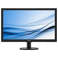 "PHILIPS 27"" 273V7QDSB IPS LED 1920x1080 10000000:1 5ms DVI-D HDMI VGA"