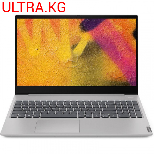 "Ноутбук  Lenovo Ideapad S145-15IWL Silver Intel Core i3-7020U (2.3Ghz), 4GB, 500GB + 128GB SSD, NVidia GeForce MX110 2GB, 15.6"" LED, WiFi, BT, Cam, DOS, Eng-Rus"