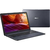 Ноутбук ASUS  X543B  AMD  A4-9125 (up to 2,60 GHz),4GB DDR4,128GB SSD ,15,6 Full HD (1920x1080),AMD R3,Wi-Fi , Bluetooth, Webcam,GREY, Eng-Rus Гарантия 12 месяцев
