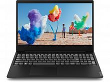 "Ноутбук  Lenovo Ideapad S145-15IGM Black Intel Quad Core N4100 (up to 2.4Ghz), 4GB, 120GB SSD, Intel HD Graphics, 15.6"" LED, WiFi, BT, Cam, DOS, Eng-Rus"