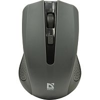 Mouse Wireless Defender Accura MM-935 Gray, optical, 4 buttons, 800-1600 dpi, USB