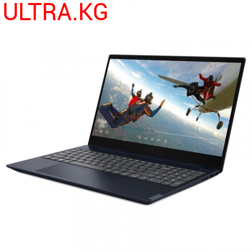 "Ноутбук  Lenovo Ideapad S340-15IIL Abyss_Blue Intel Core i3-1005G1 (up to 3.4Ghz), 12GB, 240GB SSD, Intel HD Graphics 620, 15.6"" IPS FULL HD (1920x1080), WiFi, BT, Cam, DOS, Backlight Keyboard, Eng-Rus"