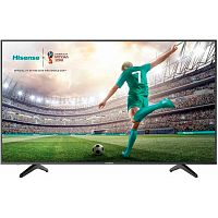 "Hisense LED TV HE43A6100UWTS  43"""" 4K UHD 3840x2160,HDR,SMART,200 cd/m2 6000:1 6ms DVB-T2/C/S2 WiFi"