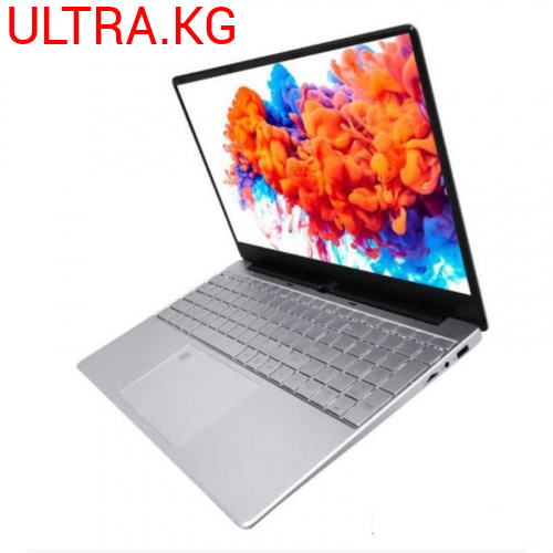 "Ноутбук  Notebook Foxcon Silver Intel Quad Core J4115 (up to 2.5Ghz), 8GB, 500GB,  Intel HD Graphics, 15.6"" IPS FULL HD (1920x1080), WiFi, BT, HD WebCam, UltraSlim, Eng-Rus"