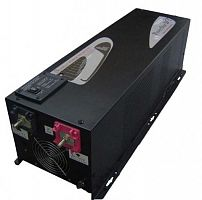 INVERTER POWER STAR W7 4000wPS-4048VA/48vDC/230VAC-50hz OUTPUT PURE SINEWAVE/LCD/(ток заряда 40А)