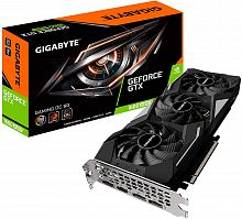 Видеокарта GIGABYTE GeForce GTX1660 SUPER OC 6GB GDDR6 192bit 1830Mhz/14000Mhz DUAL Fan DVI-D HDMI HDCP DisplayPort [GV-N166SOC-6GD]