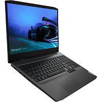 "Ноутбук Lenovo IdeaPad Gaming 3i 81Y4001XUS Intel Core i5-10300H (2.50-4.50GHz), 8GB DDR4, 256GB SSD, NVIDIA GTX 1650Ti 4GB GDDR6, 15.6""FHD (1920x1080) IPS, WiFi ax, BT 5.0, HD WC, Win 10 Home, Backlit Русская клавиатура, Onyx Black Гарантия 12 месяца"