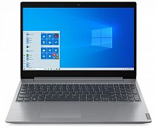 Ноутбук LENOVO  S145-15IIL   Intel Core i3-1035G (6M Cache, up to 3,60 GHz) ,16GB DDR4,1000GB HDD+512GB SSD ,Intel UHD Graphics 620,15,6' Full HD (1920x1080), Webcam,Wi-Fi ,Bluetooth ,GREY, Eng-Rus Гарантия 12 месяцев